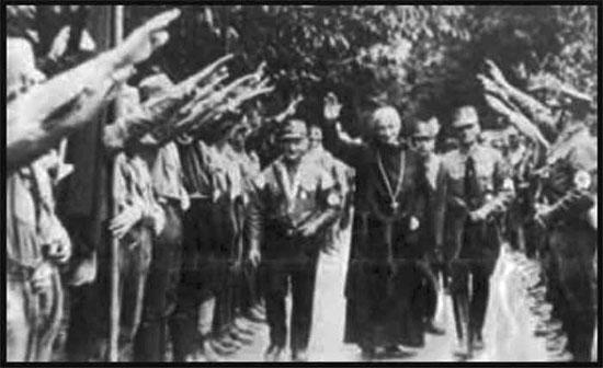 Catholic Nazi Clergy
