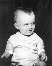 baby picture of Tony Alamo